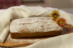 Torta Carote e Noci senza Glutine