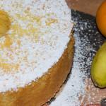 Chiffon Cake. Ricetta e Kit di preparazione come regalo di Natale…