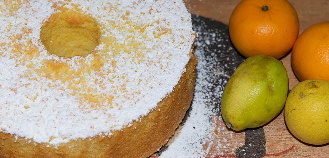 Chiffon Cake, Chicchiola Blog